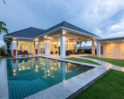 Eco Pool Villas in Hua Hin